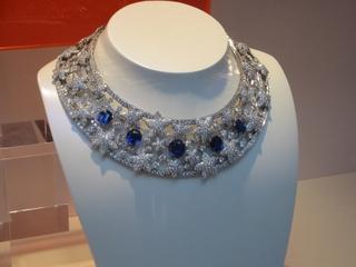 Diamonds Galore Necklace