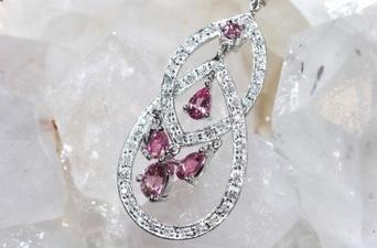 Jeweled Pendant