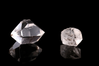 Two Rough Diamonds