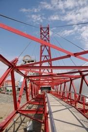Ped Suspension Bridge
