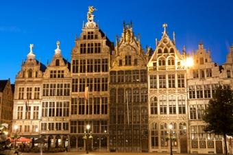 Grote Market in Antwerp