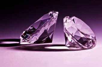 Diamonds Up Close