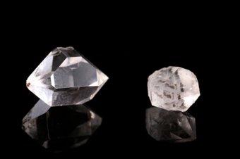 Two Rough Diamonds