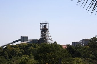 Diamond Mine in Cullinan